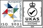 ISO 9001:2008 UKAS