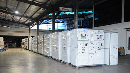 JKR Approved Switchboard Manufacturer