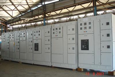 main switchboard, switchgears, manufacturer